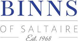 Binns of Saltaire Logo